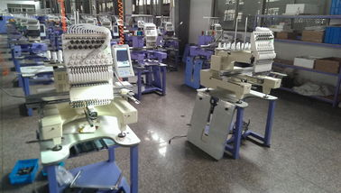 Multi Functional Single Head Embroidery Machine / Compact Cap Embroidery Machine 1200 RPM