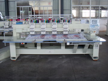 Commercial Computerized Embroidery Machine For Caps / Headbands