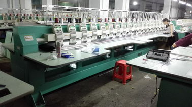 Refurbished Tajima Industrial Embroidery Sewing Machine For Golf Shirts