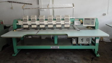 Multi Functional Used Tajima Embroidery Machine With Digital Control